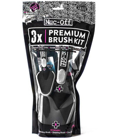 Muc-Off Brush 3-Pack